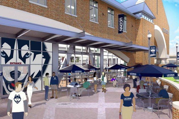 Campus Bookstore Renovations Aim to Create 'Social Hub'