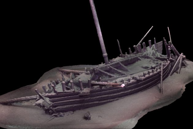 2,000-year-old Ship Found Intact by UConn Expert, Colleagues