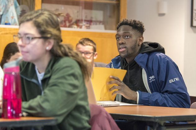 Student-Athlete Strong: Mamadou Diarra