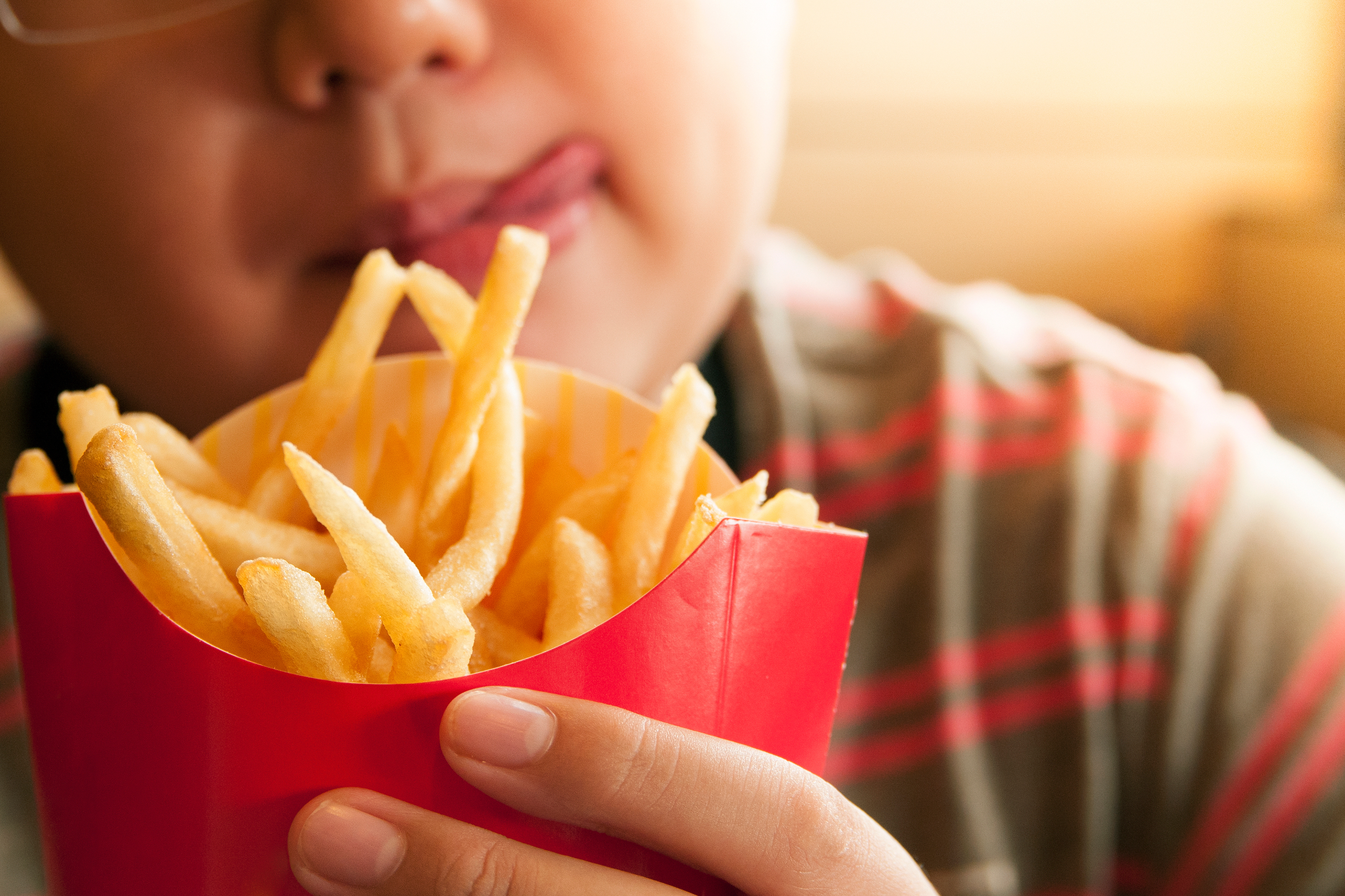 More Kids Are Eating Fast Food And Not The Healthy Options