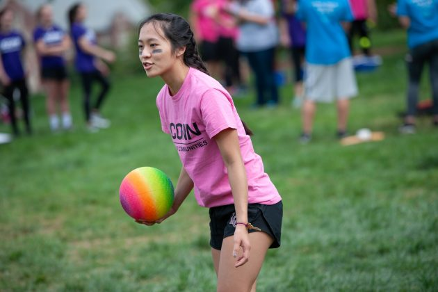 A Field Day for UConn's Learning Communities