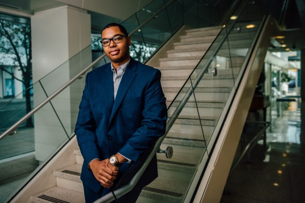 Stamford First-Generation Student Maximizes Opportunities