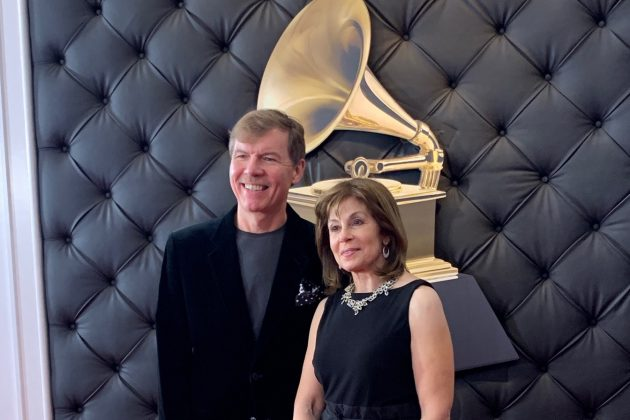 Two Faculty Members Bring Home Grammy Awards