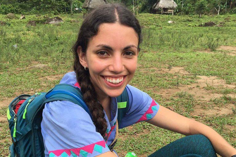 Carolina Vicens-Cardona in Panama