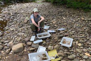 Chloe Edwards. Photo: Farmington River Watershed Association.
