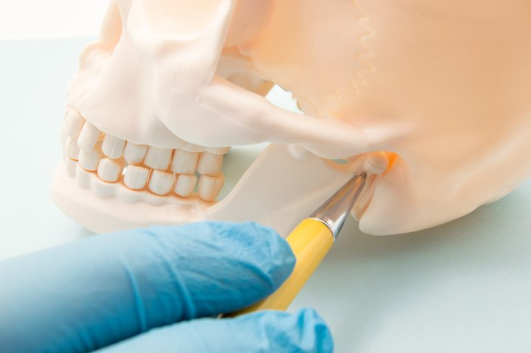 Pain from the temporomandibular joint (TMJ, joint of the lower jaw) might be eased by destroying old cells, according to new research.