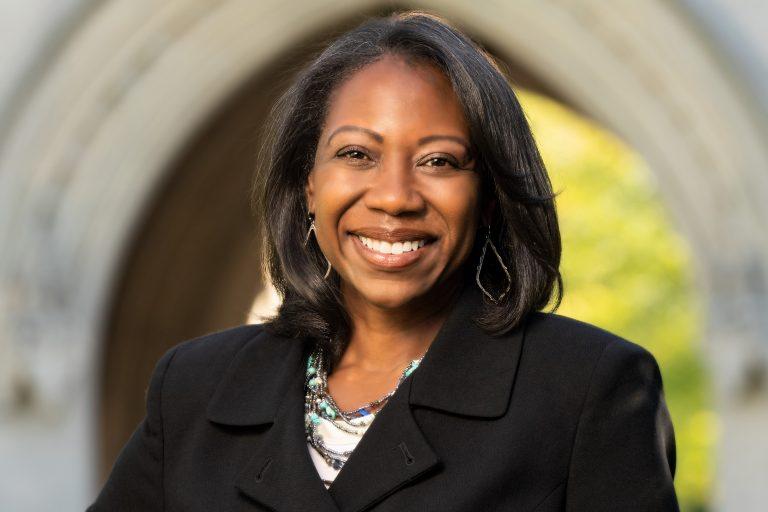 UConn School of Law Dean Eboni S. Nelson
