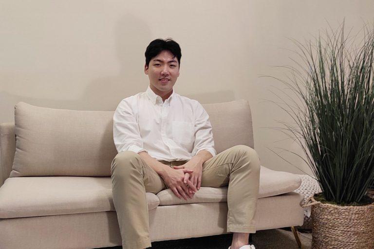 Dongin Kim headshot
