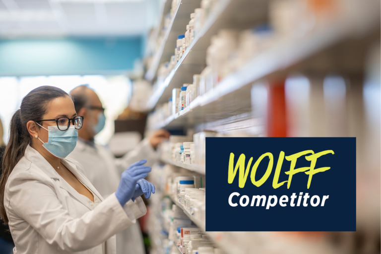 Reactomol is one of five promising UConn innovations vying for the grand prize of $20,000 in the Wolff New Venture Competition.